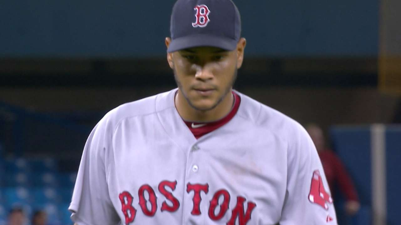 Rodriguez's stellar outing
