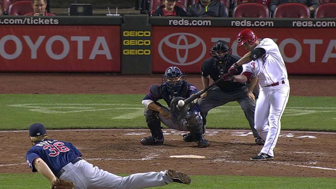 De Jesus' RBI single
