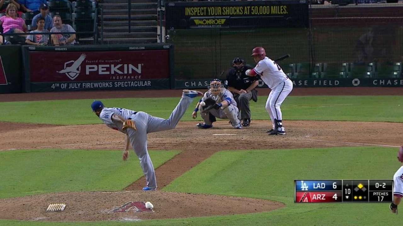 Dodgers' bullpen gets its redemption