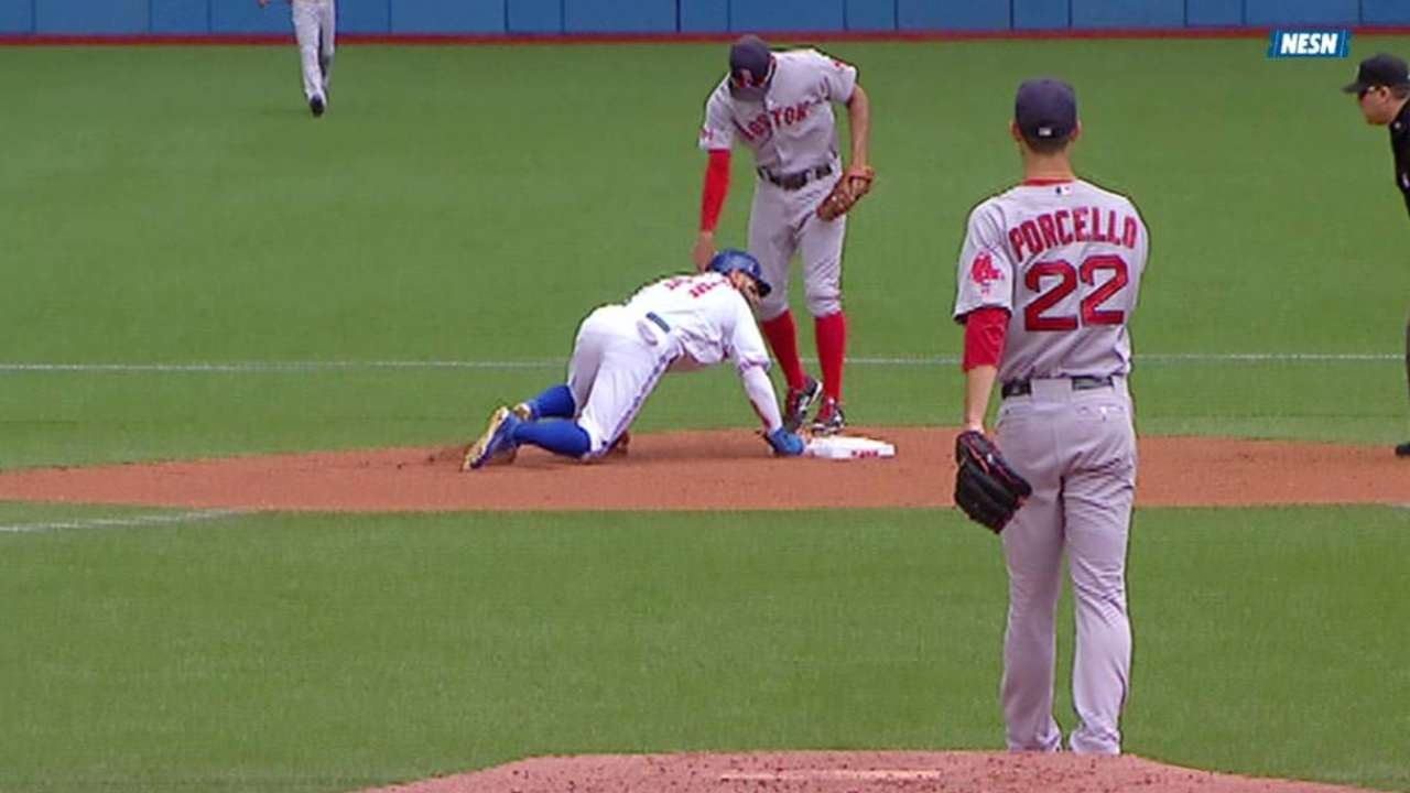 Porcello gets Pillar on review