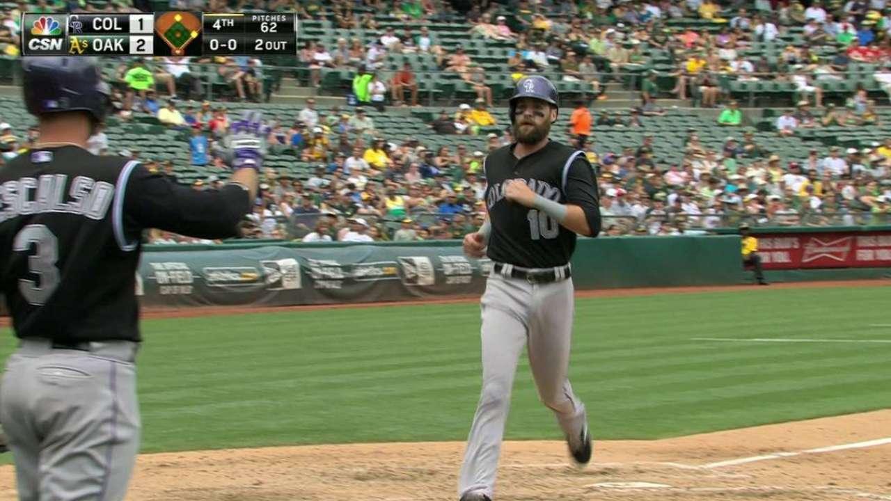 Bats remain quiet as Rockies drop finale