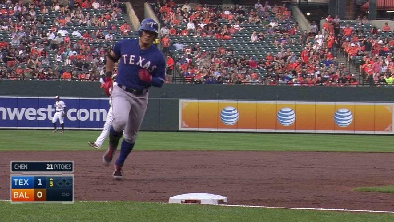 Martínez recibe castigo y caen los Rangers