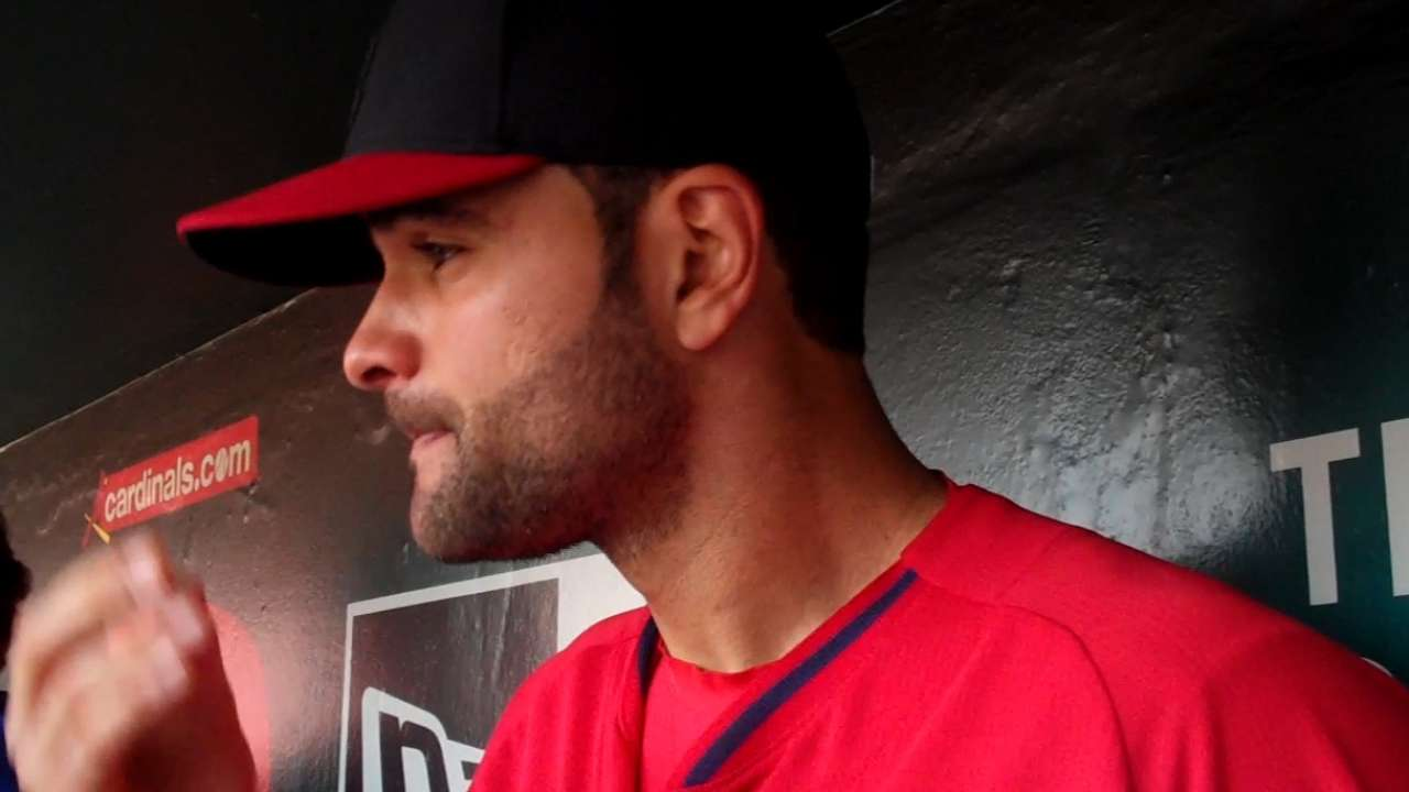 Cards expect Jaime to start in twin bill vs. Cubs