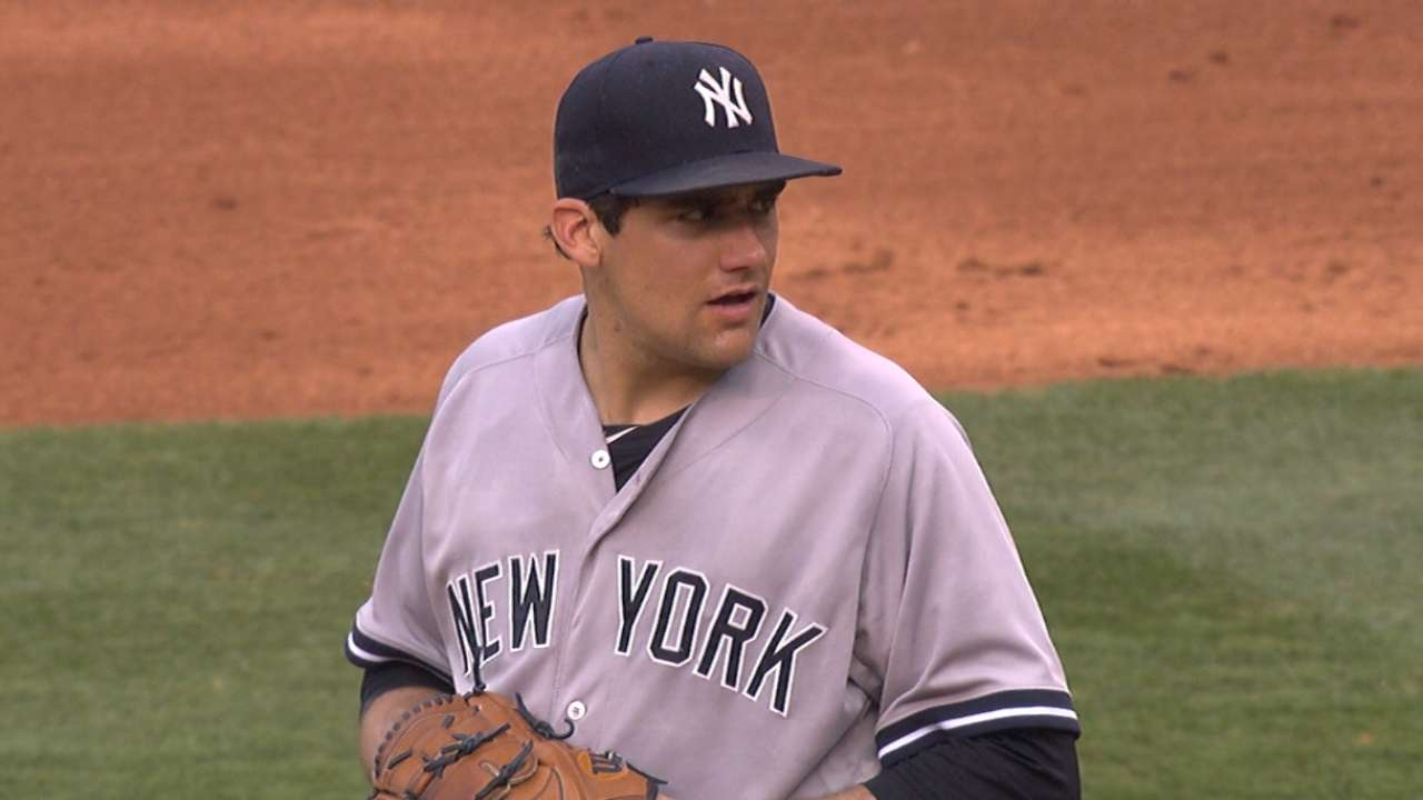 Eovaldi quiets Angels as Yankees snap skid