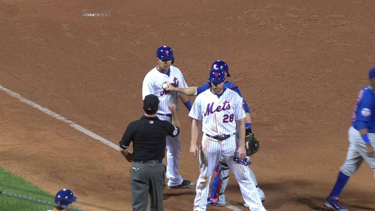 For struggling Mets, miscues are magnified