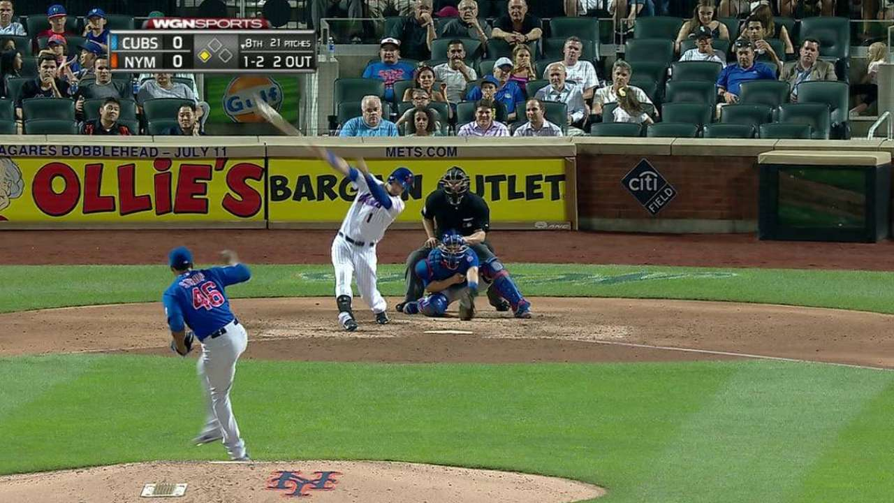 Strop fans Ceciliani to end jam