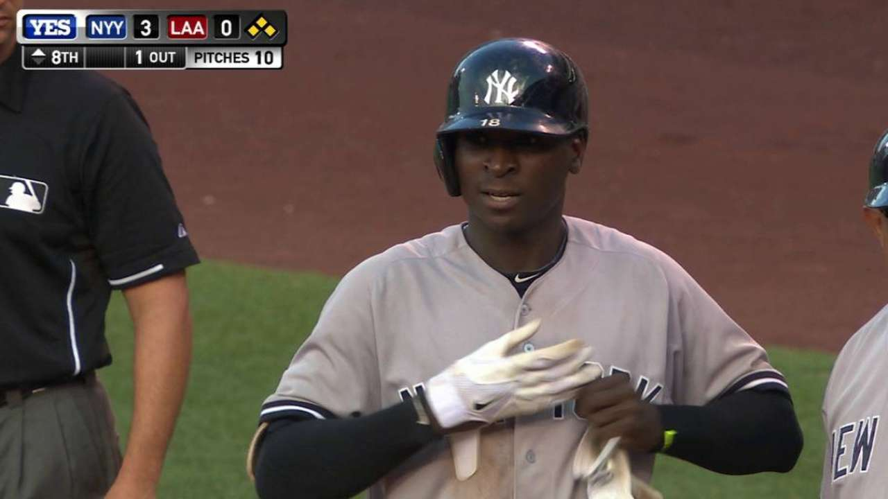 Gregorius' RBI single