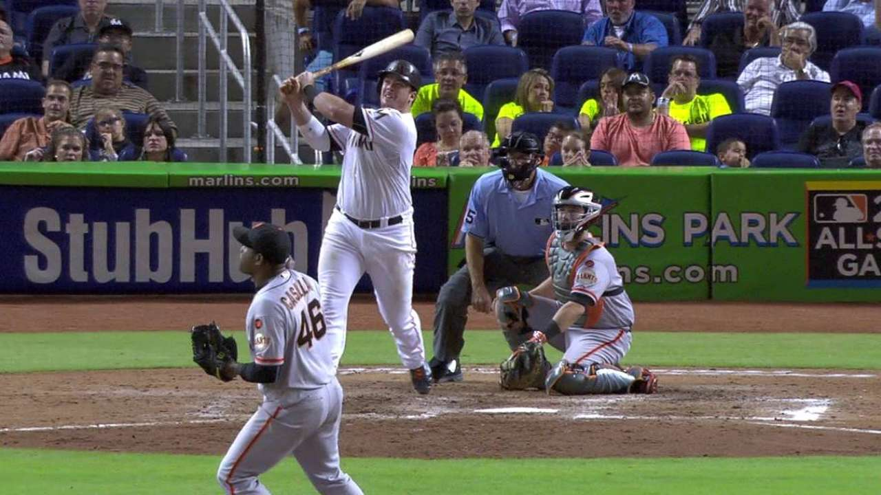 Walk-off hero Bour resilient after rough month
