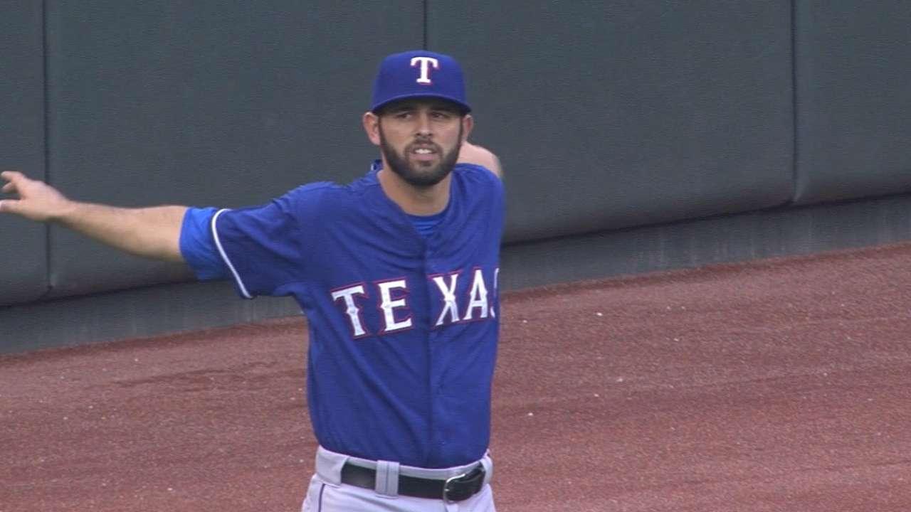 Rangers activate Feliz, option Martinez
