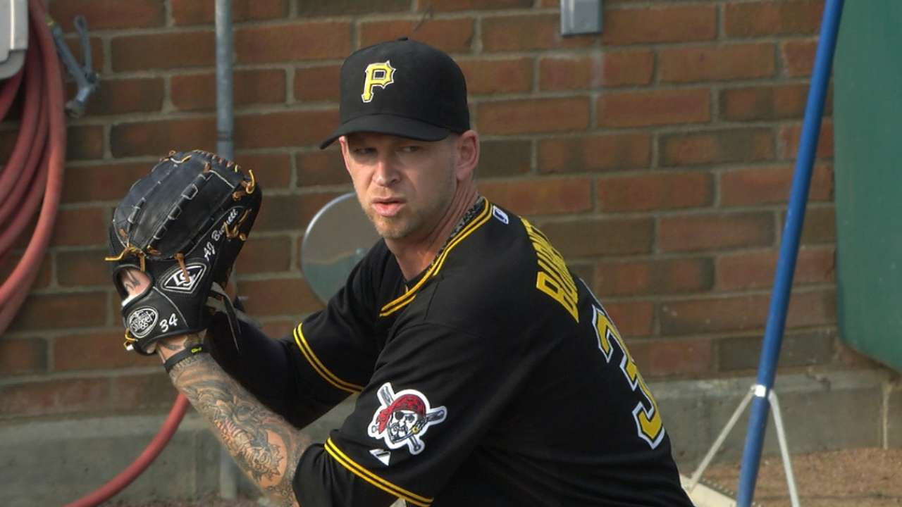 Burnett making strong case to be an All-Star