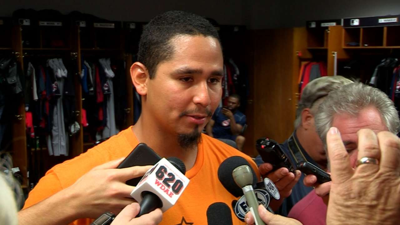 Did you know: Carrasco's near no-hitter