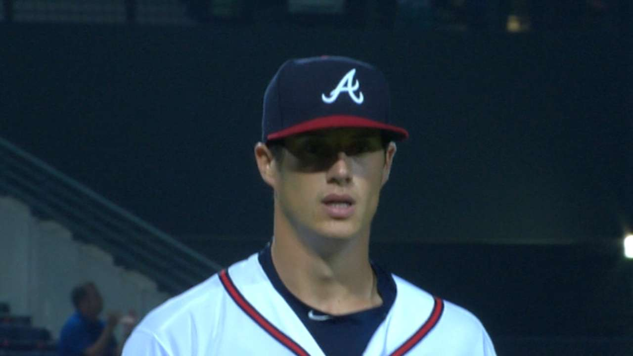 Wisler logs firsts at plate while stifling Nats