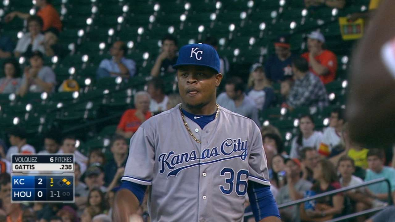 Volquez sidetracked by nightmare fifth inning
