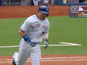 MLB Central looks at Smoak's long homer with Statcast