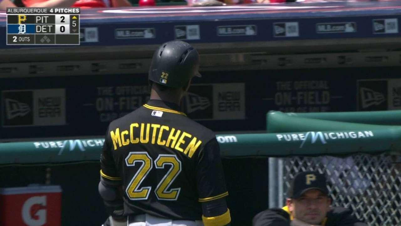Cutch's sacrifice fly