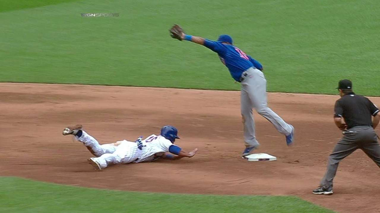 Cubs' sweep of Mets a big step forward