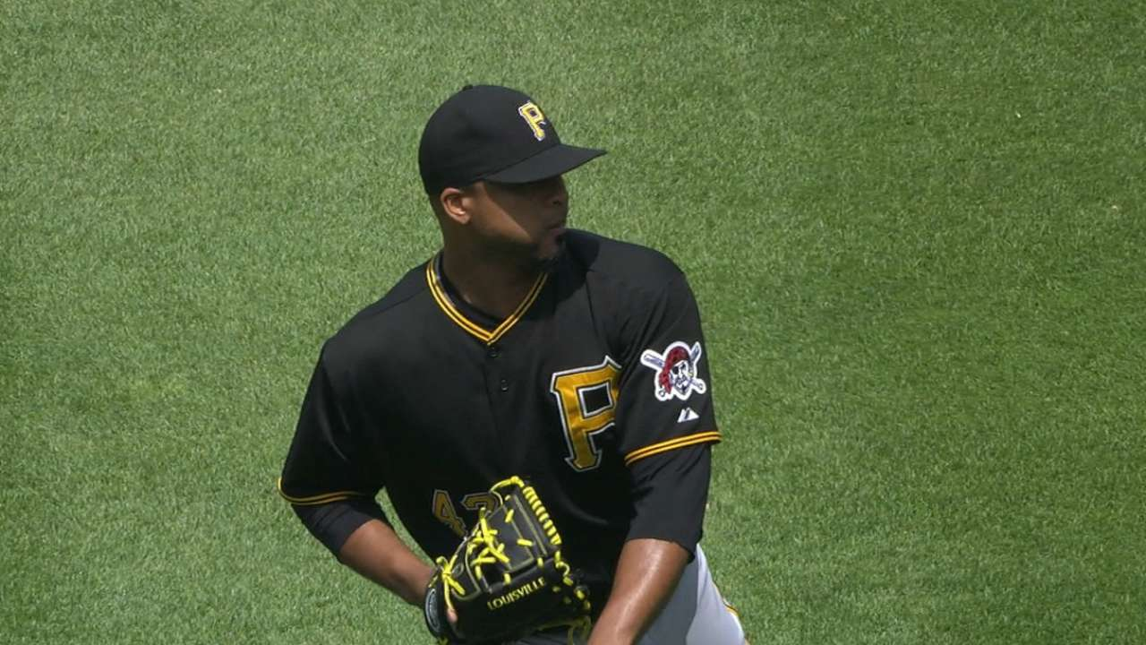 Stats of the Day: Bucs arms on historic pace