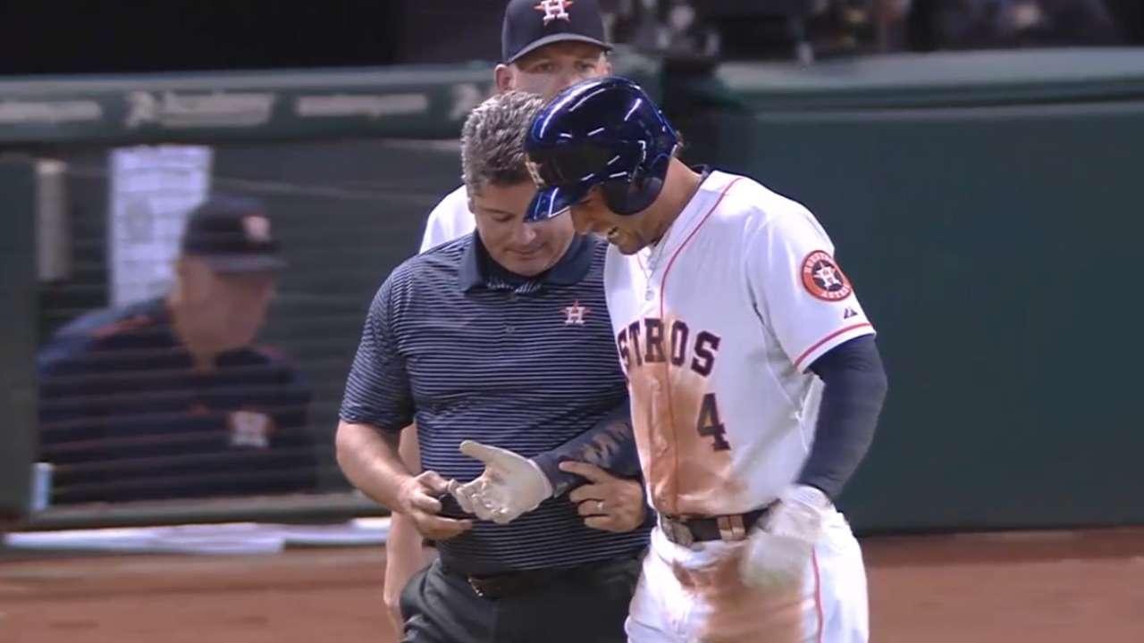 MLB Now on Springer's injury