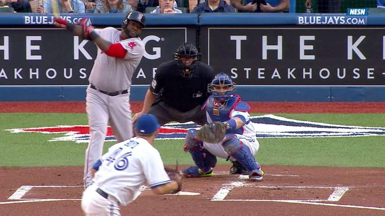 Ortiz's three-run blast