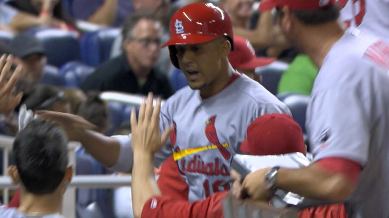 In face of injuries, Cardinals persevere