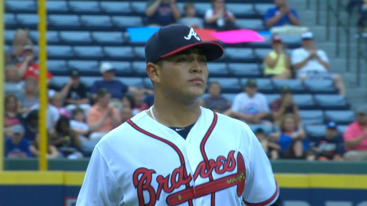 Banuelos facing an innings limit