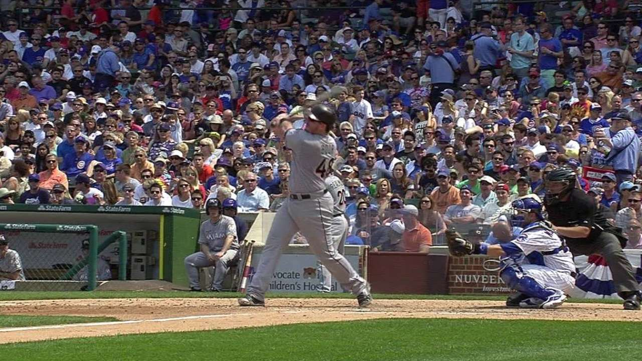 Bour shows value with 4th HR in past 4 games