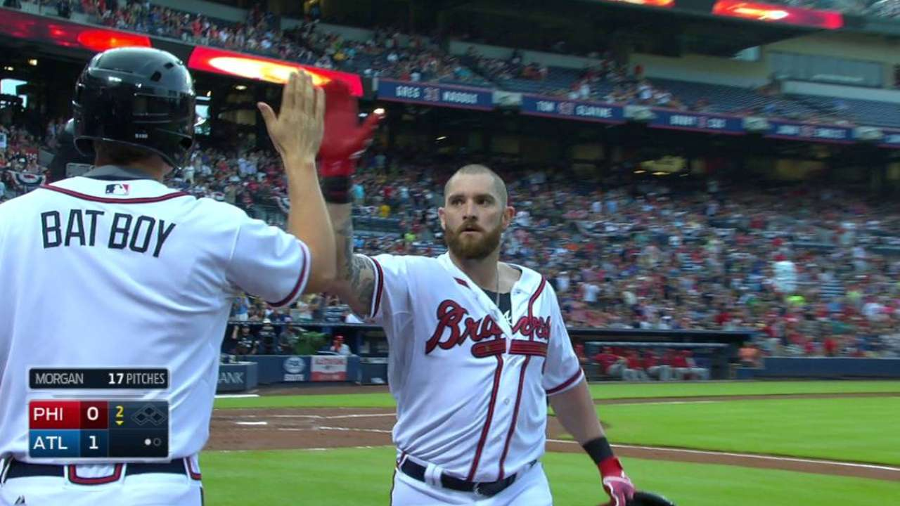 Long story short: Homers win it for Braves