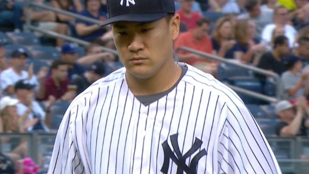 Tanaka takes step forward in latest start