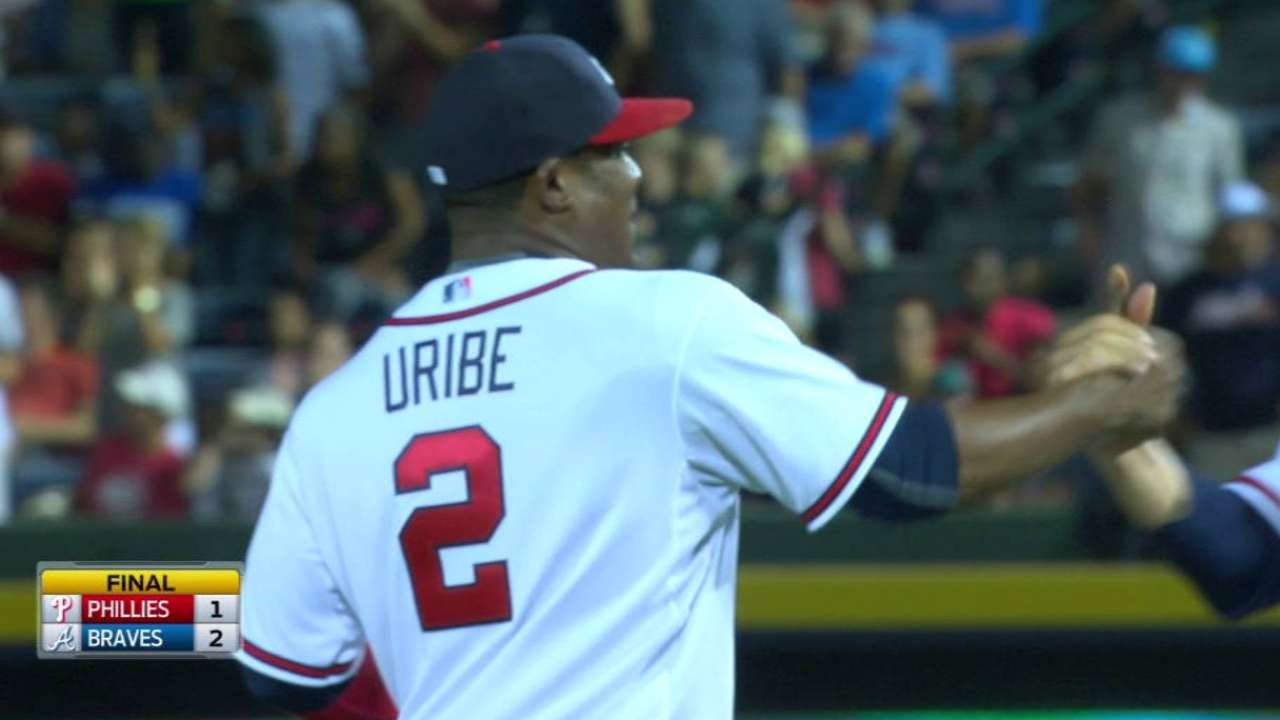 Braves equipped with several possible trade chips