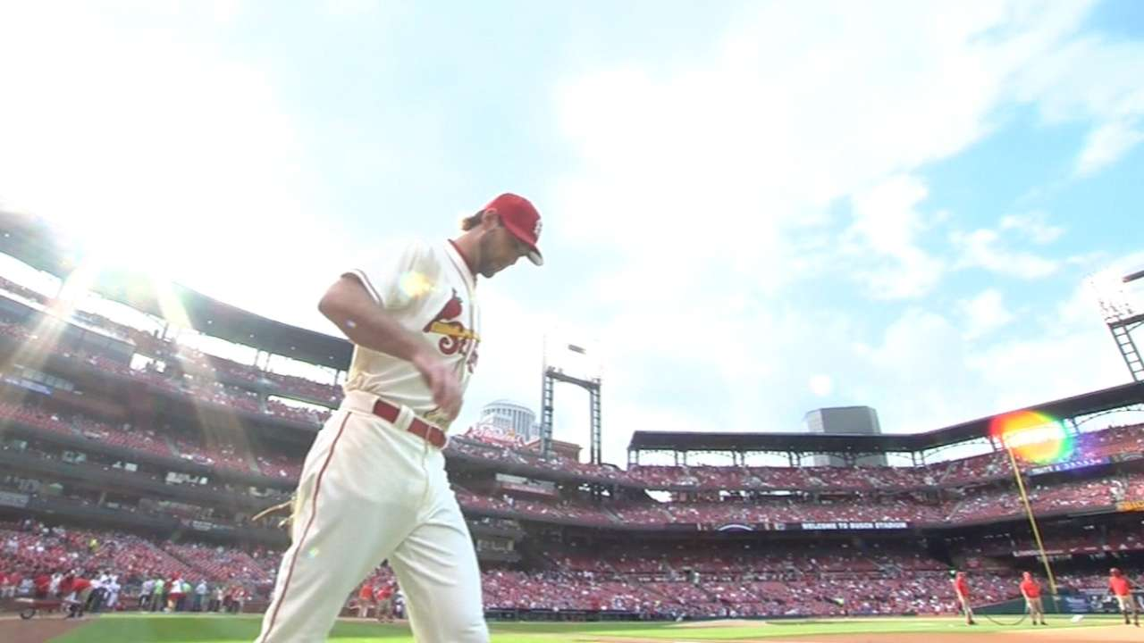 Wacha's superb seven