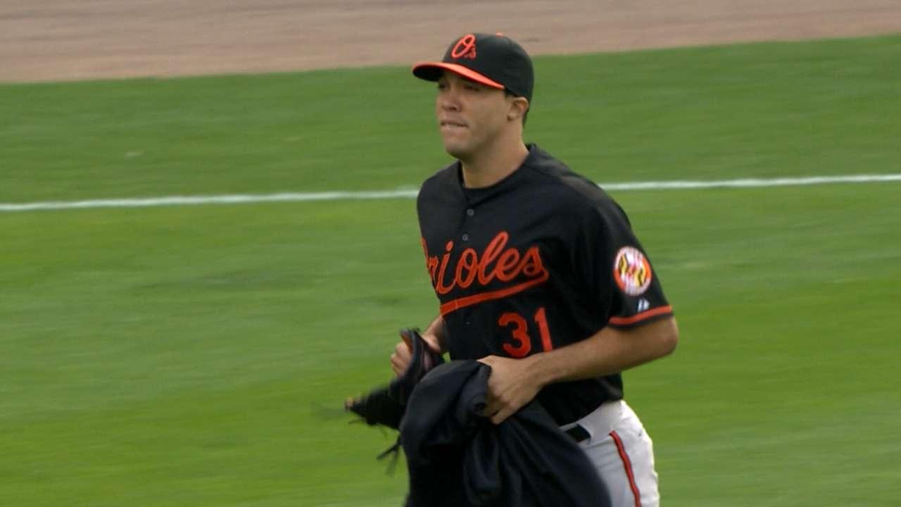 Ubaldo holds Sox to one run