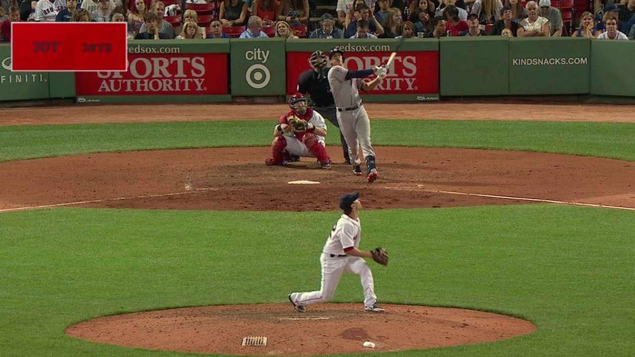 Correa's go-ahead solo shot