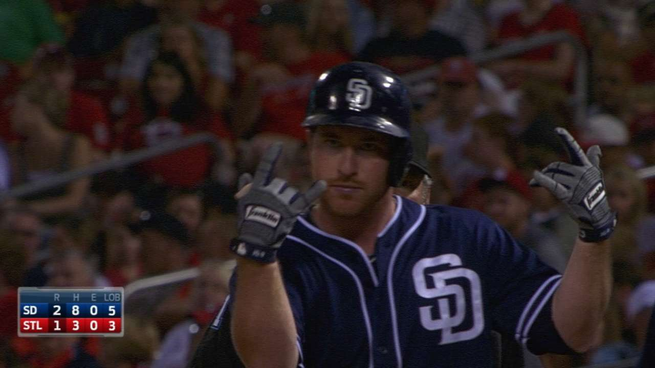 Gyorko finds time in Triple-A well spent