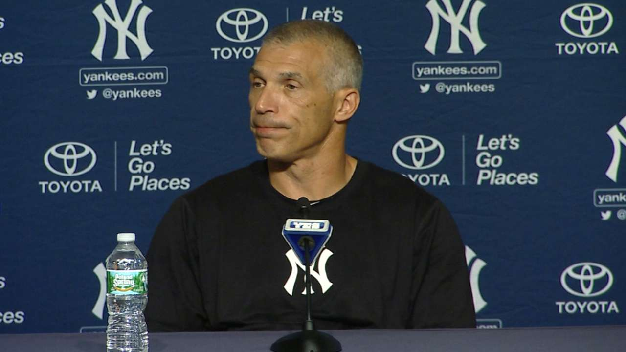 Girardi on Yankees' 7-5 win
