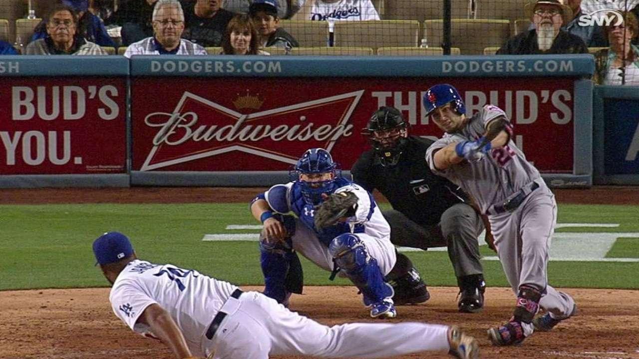 Snydergaard, Mets derrotaron a Kershaw en L.A.