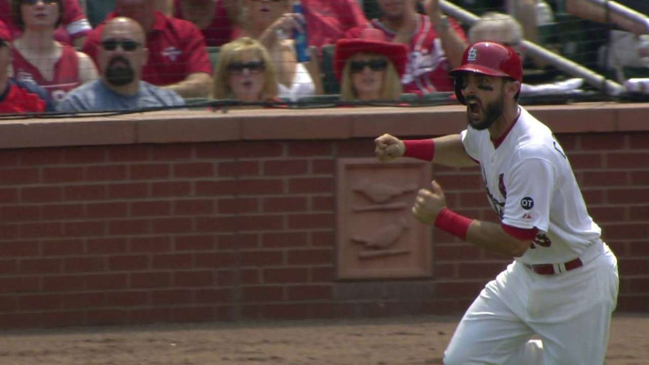 Carpenter's RBI single