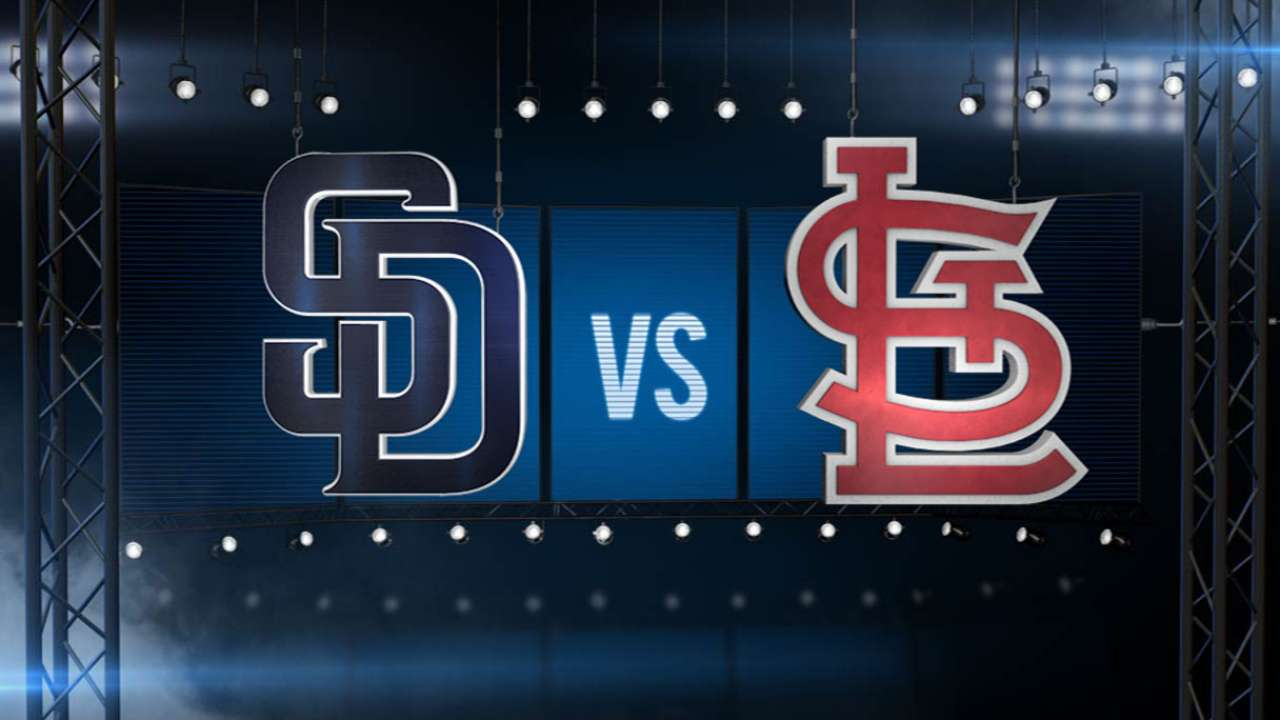 ICYMI: Unearned run proves difference in Padres' loss