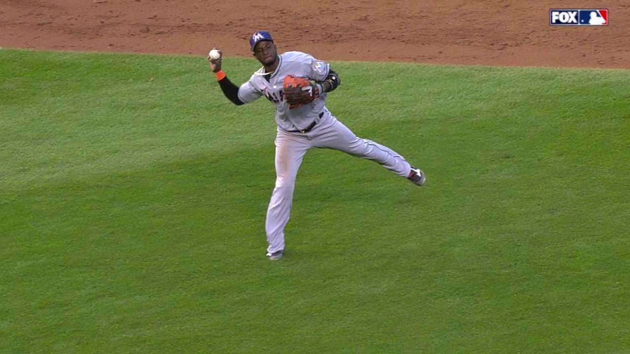 Marlins back Hechavarria as #ASGWorthy