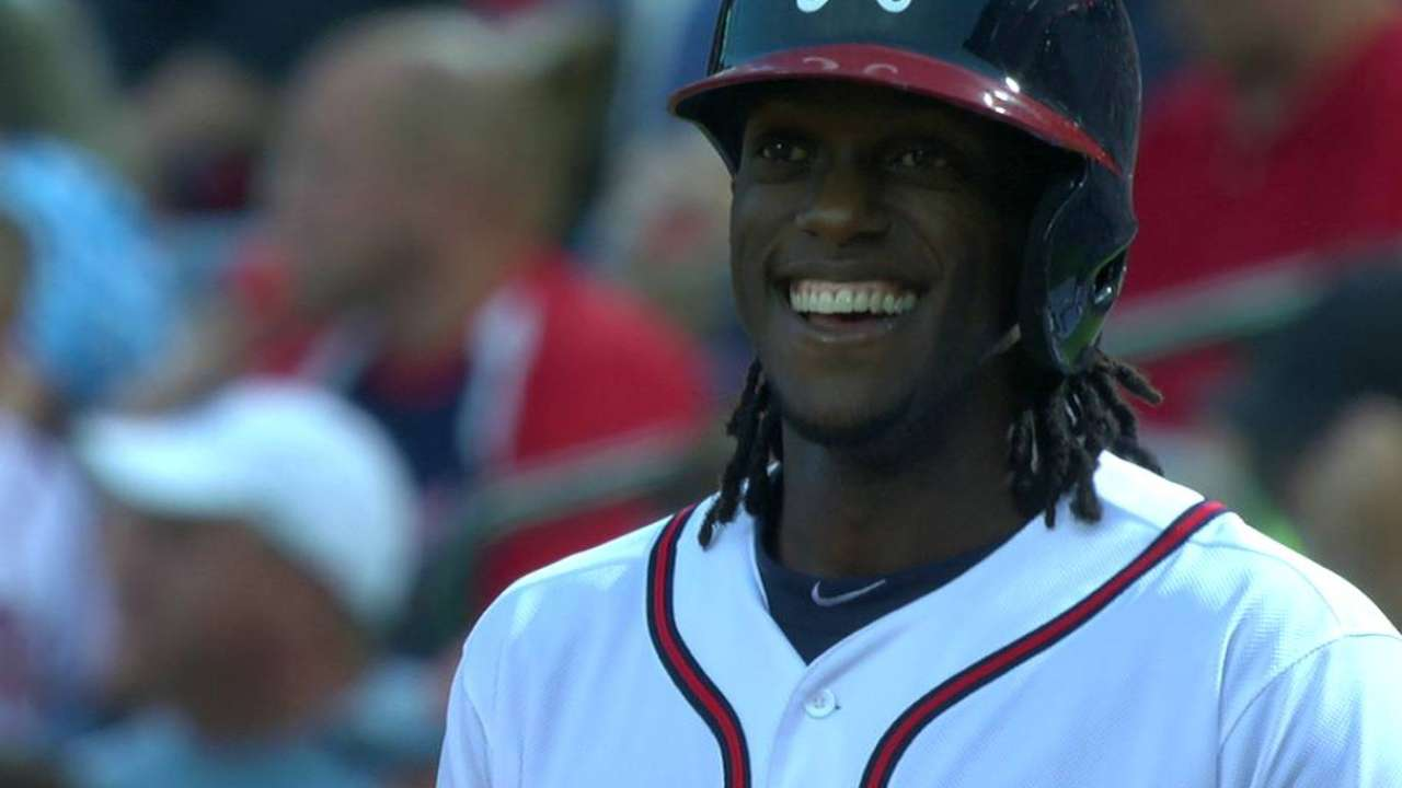 Maybin's RBI single