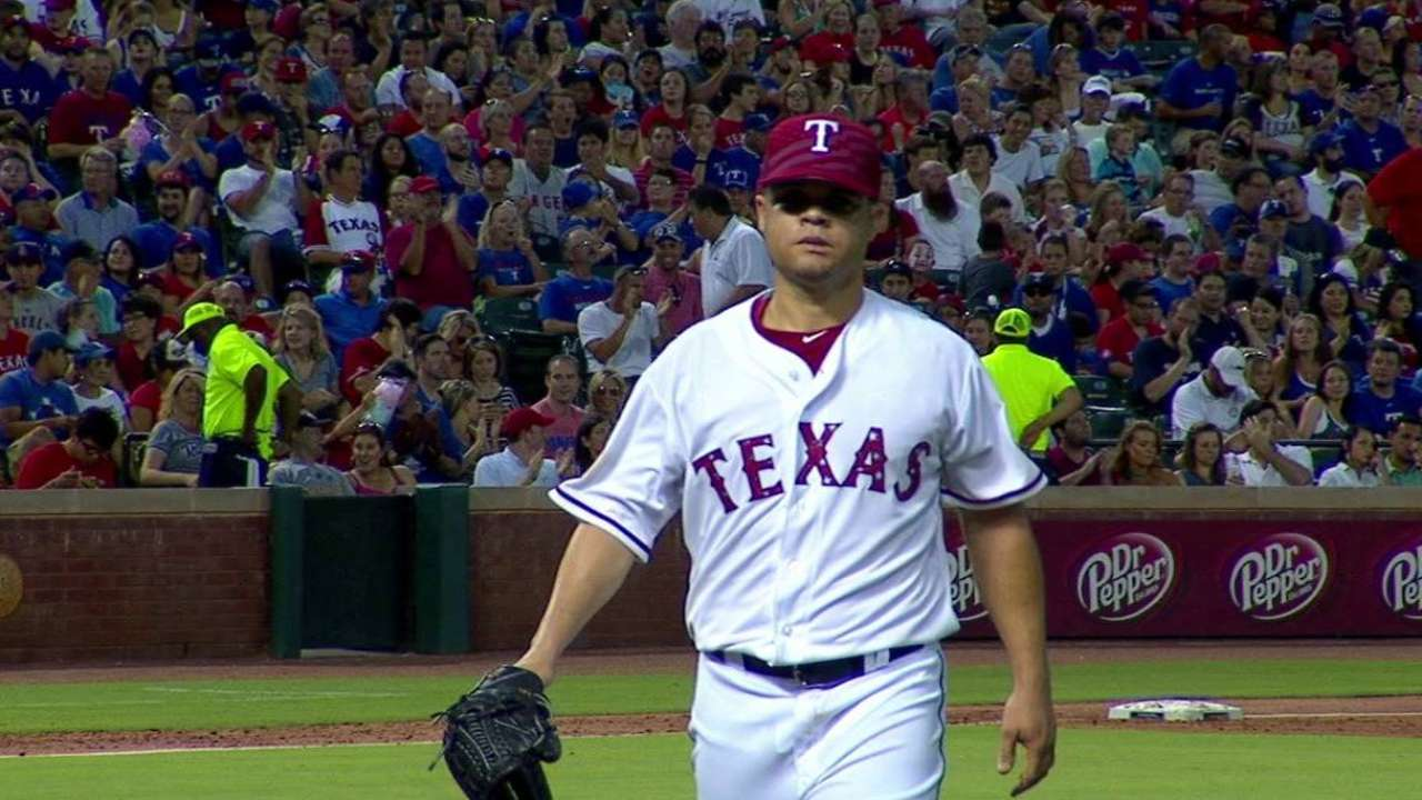 Rodriguez in a mound of trouble at home