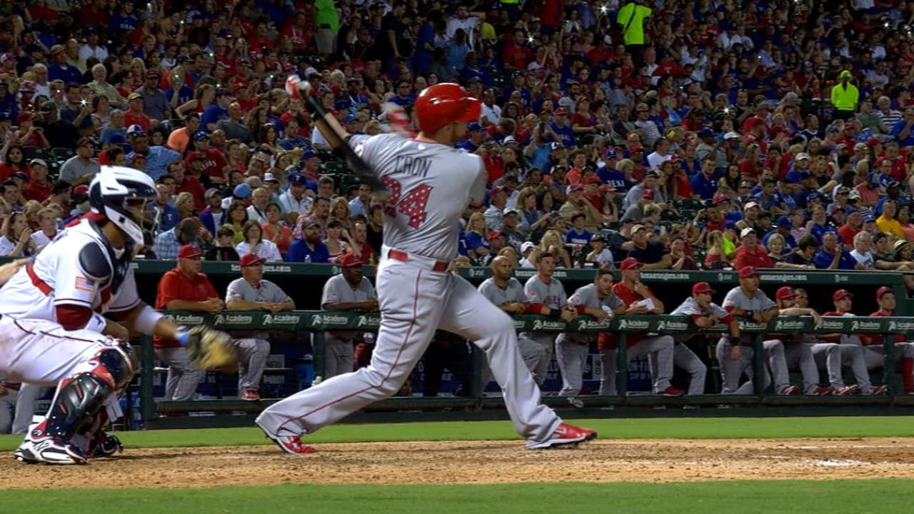 Cron's career night backs Santiago's gem