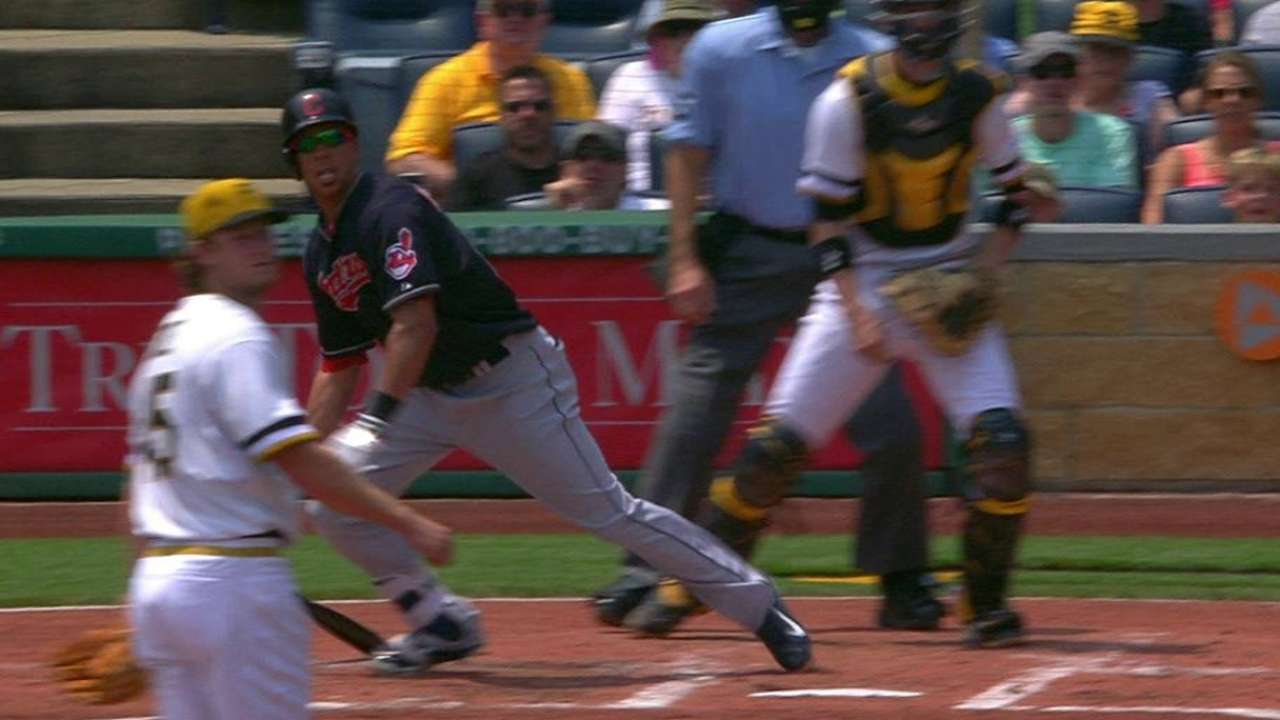 Tribe surrenders early lead to Bucs