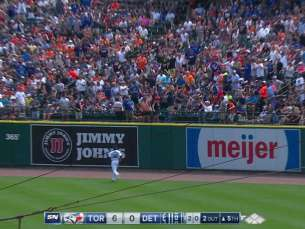 TOR@DET: Smoak adds to big inning with solo home run