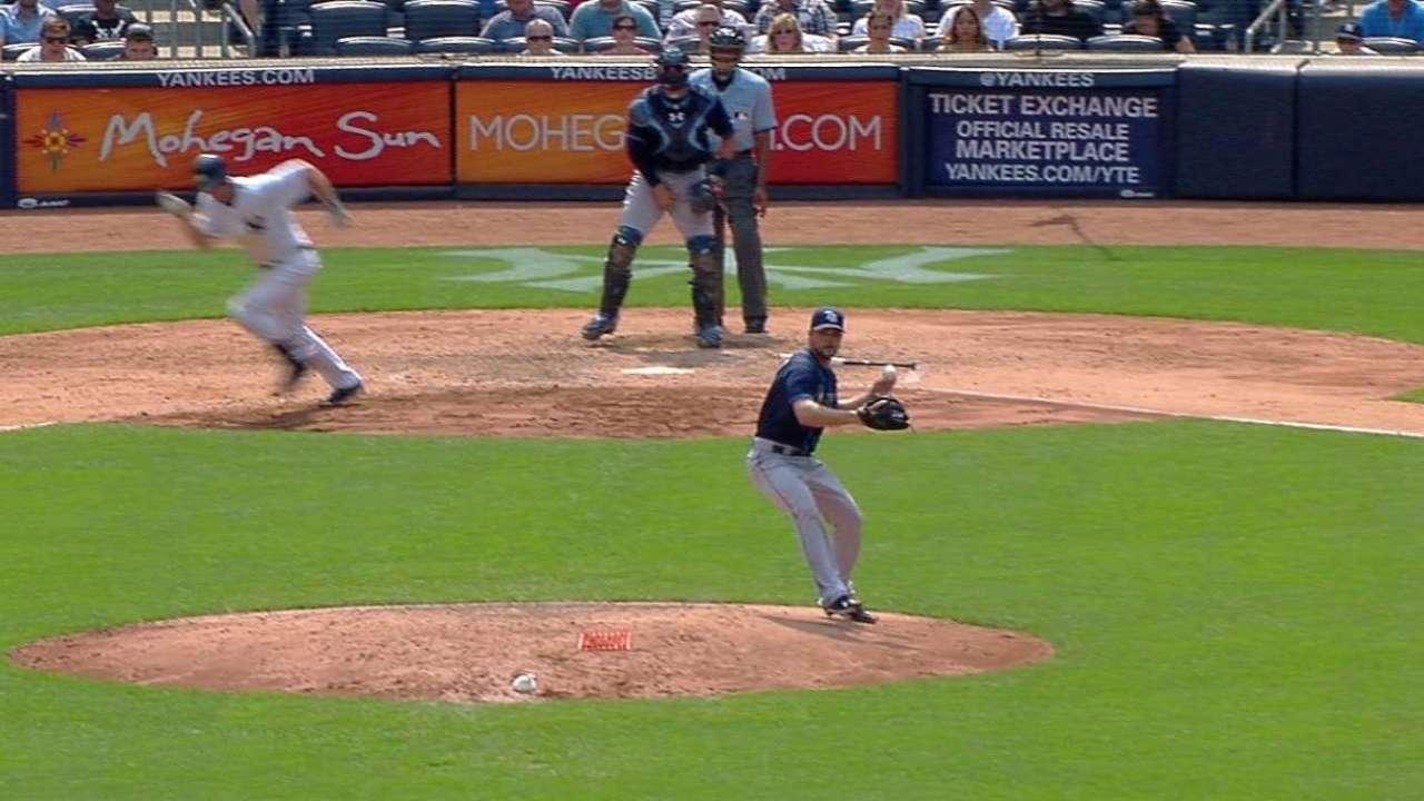 Cedeno's big double play