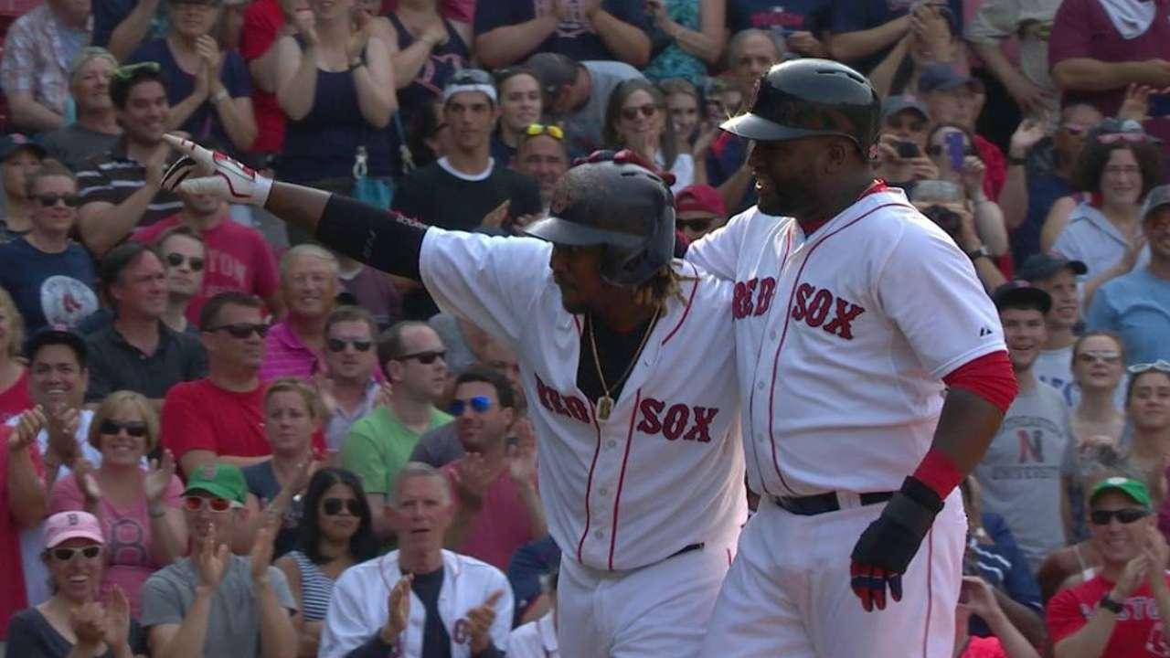 HR de Hanley ayudó a Boston a llevarse serie ante Houston