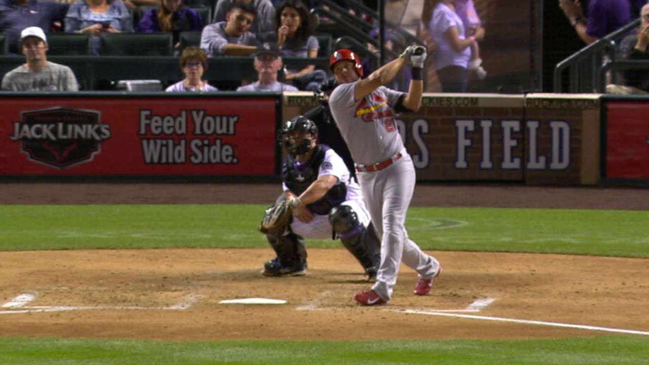 Peralta, Holliday named All-Star starters