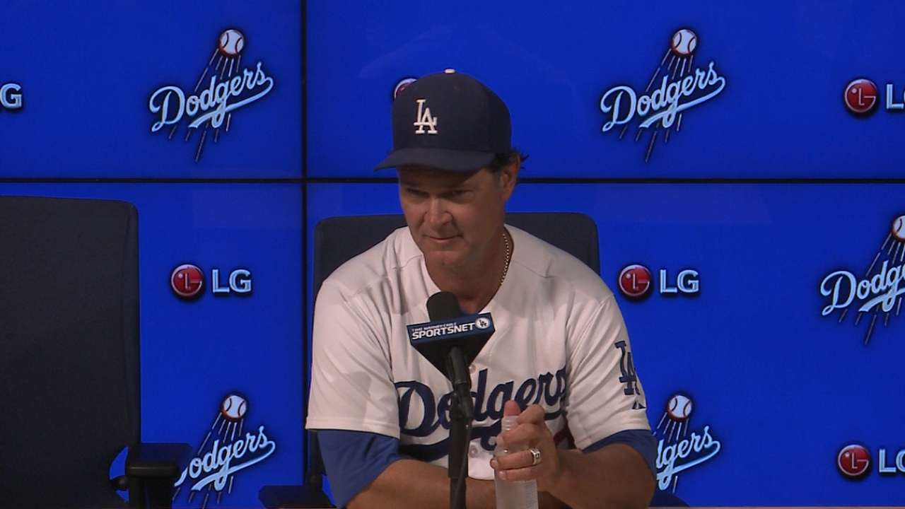 At halfway point, pitching depth a concern for Dodgers