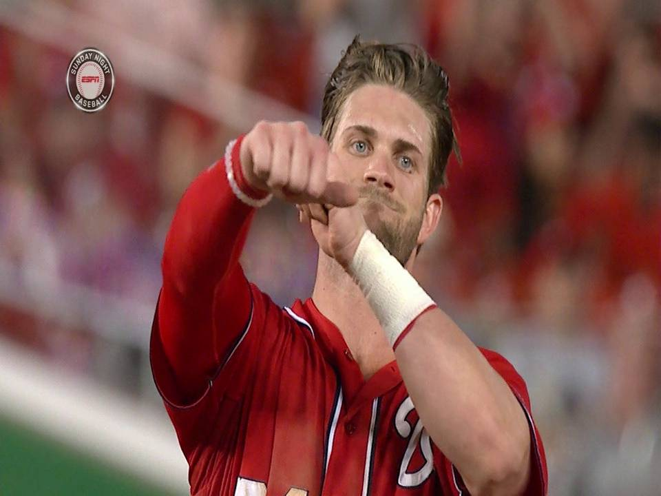 Bryce Harper Highlights   CIMPLE     A Curious Introvert s Musings    Bryce Harper Body Change