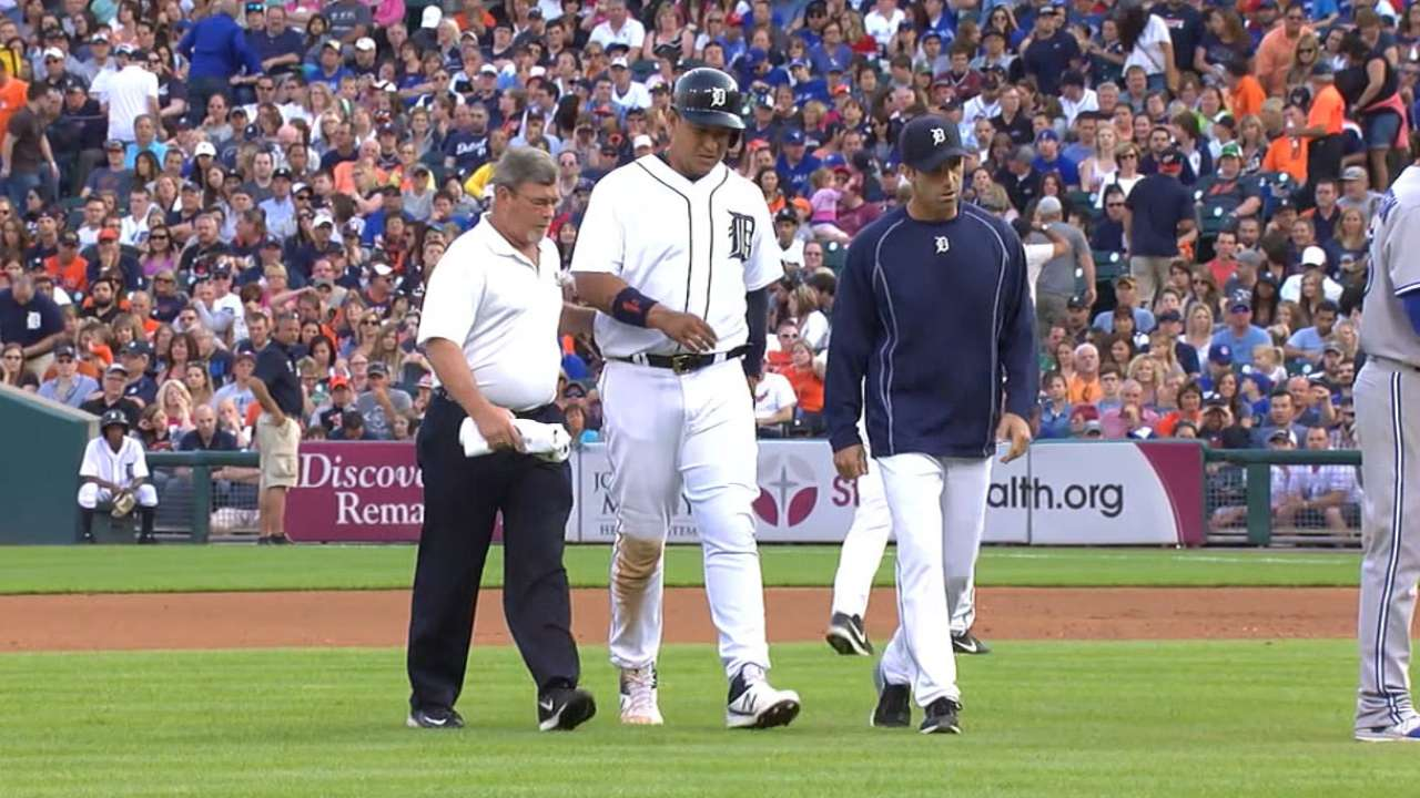 MLB Central on Miggy's injury