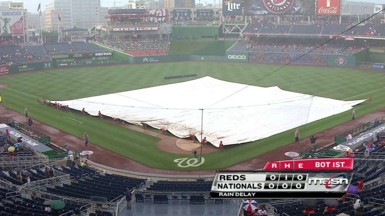 Tarp comes out in DC